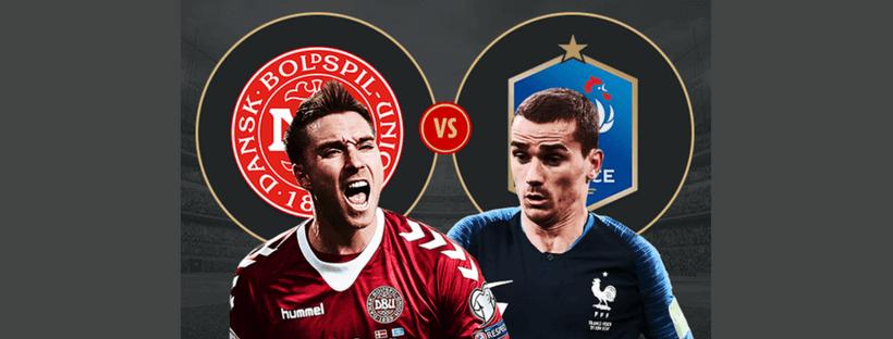 Danimarka Fransa Dünya Kupası Maçı Bahis Tahmini
